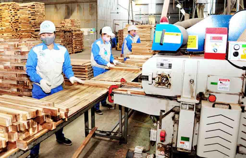 máy tiện gỗ