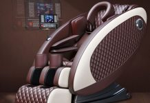 giá tiền ghế massage
