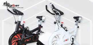 xe đạp tập thể dục ở nhà