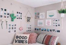 vật dụng trang trí phòng ngủ