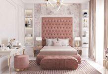 bàn trang trí phòng ngủ