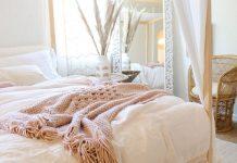 trang trí phòng ngủ vintage