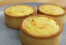 món ngon từ sầu riêng bánh tart sầu riêng